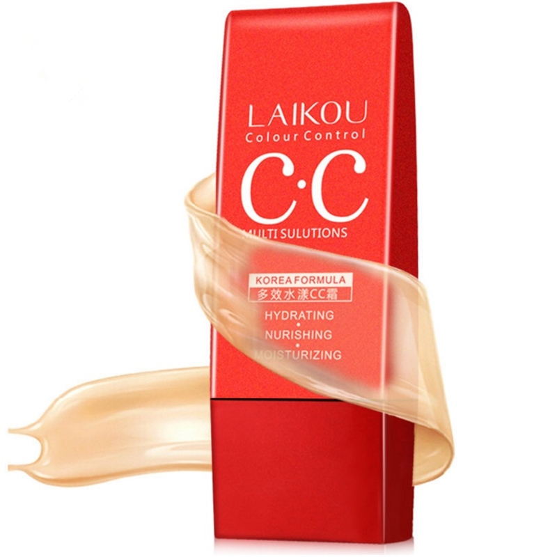 Radiation Protection Antioxidant Concealer BB CC Creams Anti Wrinkle Whitening Nude Moisturizing Concealer Foundation bb Cream