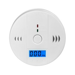 New home security alarm lcd photoelectric independent co gas sensor carbon monoxide poisoning alarm wireless device.jpg 250x250