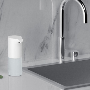 Image 5 - Dispensador de jabón de manos Xiaomi Mijia, dispensador de jabón de manos automático con Sensor infrarrojo e inducción de espuma cada 100% s para casa inteligente, 0,25 Original