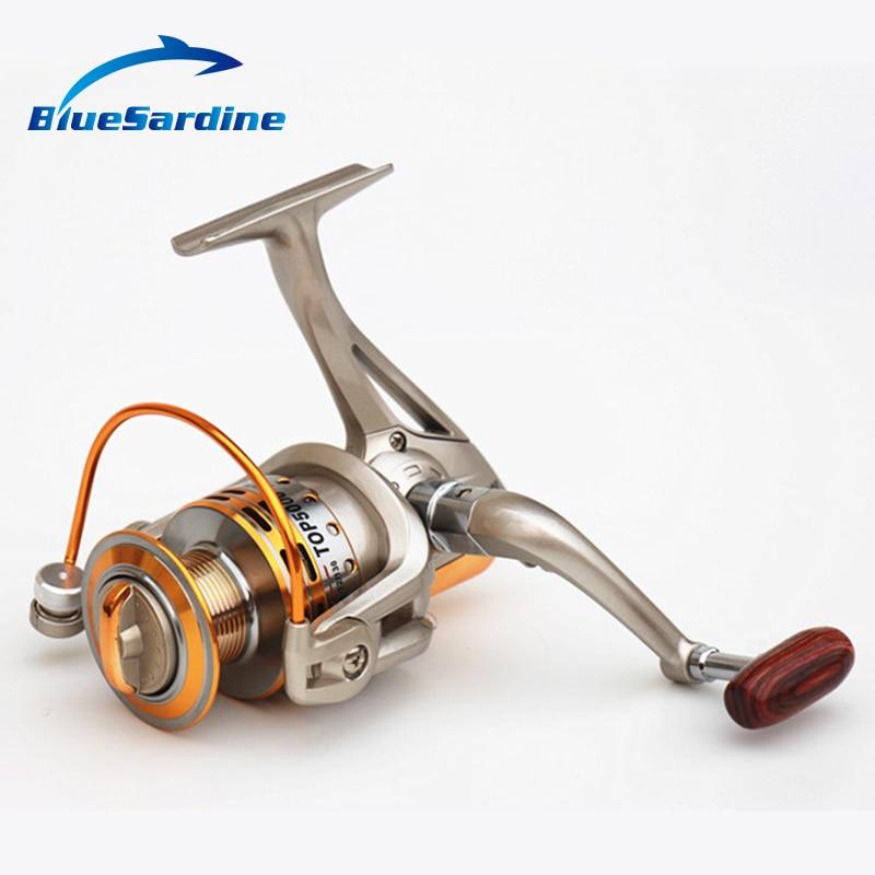 Quality fishing reel 5000 metal spinning 8bb top5000a carp for Carp fishing reels