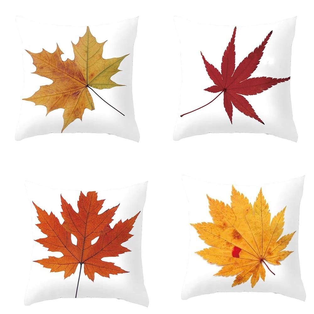 Cushion Cover Pillow Cover Home Car Bed Sofa Decorative Letter Funda Cojin Kussenhoes Housse de Coussin Pillow Case Cojines