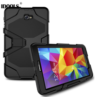For Samsung Galaxy TAB A 10 1 T580 Case Droop Resistant T580 Hard Plasctic Back Cover