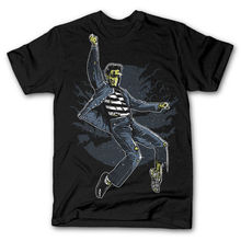 ZOMBIE KING ELVIS ROCK N ROLL 60S MASHUP dtg mens t shirt tees new 2017New T Shirts Funny Tops Tee New Unisex