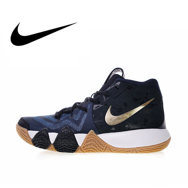 0ee9e1046ba8 Original Authentic Nike Kyrie 2 EP Irving 4th Generation Men s Basketball  Shoes Sport Outdoor Sneakers 2018 New Arrival 943807-in Basketball Shoes  from ...