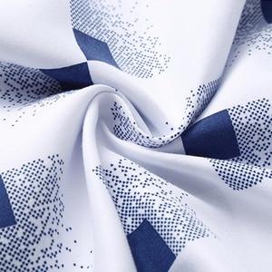 Image 5 - Plaid Shirts Mannen Mode 2019 Nieuwe Herfst Button Down Lange Mouwen Casual Sociale Shirt Plus Size 4XL 5XL 6XL 7XL
