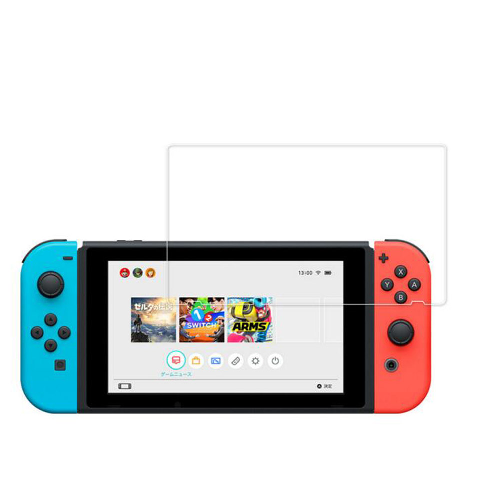Купить с кэшбэком New Nintend Switch Travel Carry Bag with HD Tempered Glass Screen Protector for Nintendo Switch NS N-Switch