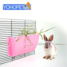 brand syrian hamster food bowl pet supplies rabbit grass Totoro Guinea pig External fixation small Grass Basin/basket