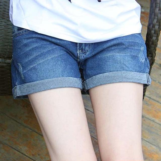 Лето для беременных шорты для беременных женщин одежды беременности одежда короткие джинсы Maternidade брюки Gravida новый 2016
