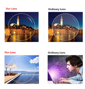 Image 3 - 1.56 1.61 1.67 1.74 (+ 12.00 〜 12.00) 処方 CR 39 樹脂非球面眼鏡レンズ近視遠視老眼光学レンズ
