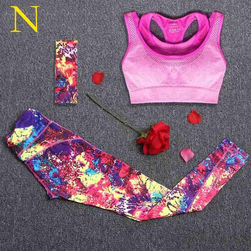 Women Sport Suit Sport Wear (2)