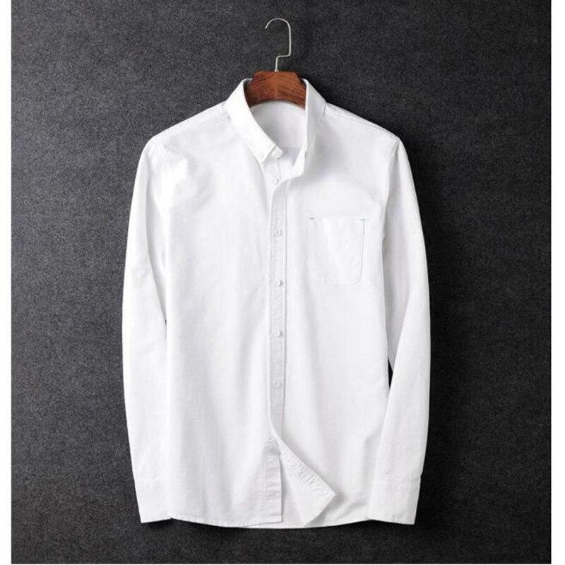 Hemden UnermüDlich Mode-stil Männer Langärmeliges Hemd Winter Saison Anzüge Hemd Ausgestattet Baumwollmischung Shirt Hochzeit Bräutigam Hemd