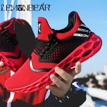 0c7969d3d1f2a8 Обувь мужские кроссовки летние кроссовки дышащая повседневная обувь мужские  беговые кроссовки Zapatillas Deportivas Hombre Sapato Masculino Krasovki