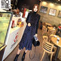 Pregnant Women Skirt Spring and Summer New Leisure Out Dresssmall Floral Pregnant Women Dress