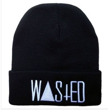 7087dc971ec New Fashion Men s SWAG YOLO GEEK Beanies Hip Hop Winter Acrylic Knit Wool  Caps Hats ZL604-in Skullies   Beanies from Apparel Accessories on  Aliexpress.com ...