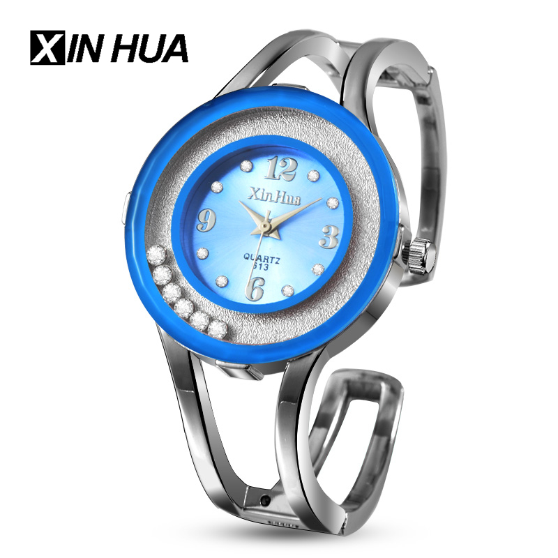 Luxury Women bangle watches quartz fashion bracelet