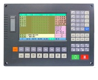 control system for cnc plasma cutting machine SH 2012AH1 7 color LCD