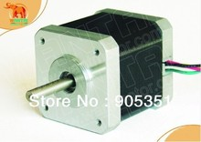CNC Nema17 for 1.7A, 4200g.cm, 48mm length, 2-Phases,0.9 degree Wantai Stepper Motor