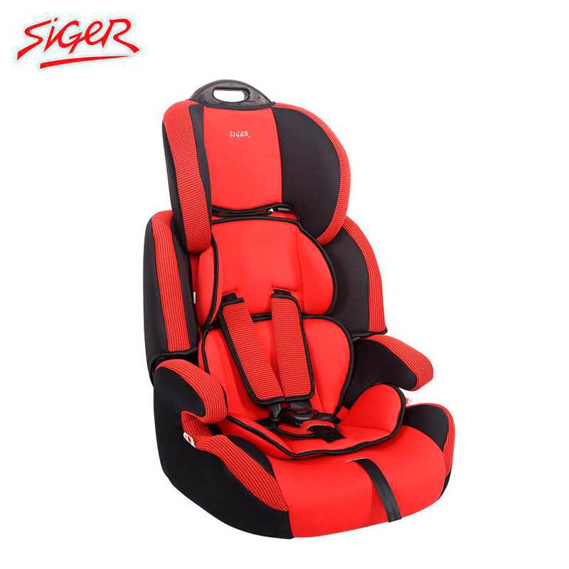 Child Car Safety Seats  SIGER STAR, 1-12 years, 9-36 kg, group1/2/3 Kidstravel