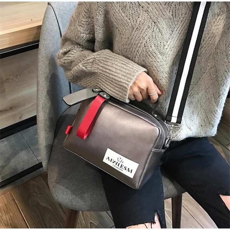 Grande capacidade de luxo bolsas femininas sacos designer duplo zíper cor sólida sacos de venda quente feminino 2019 preto