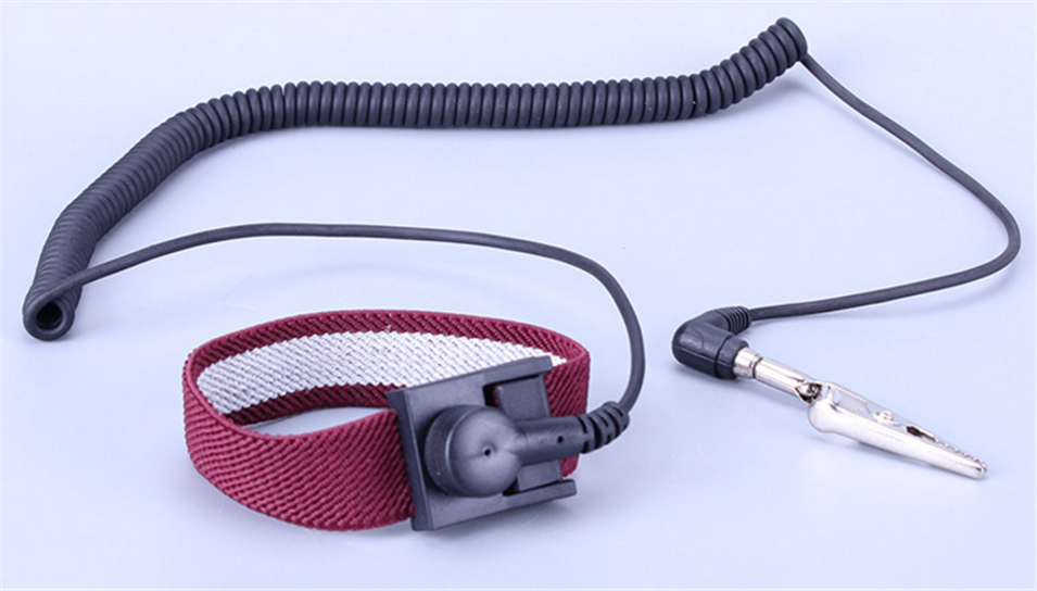 Power Tool Accessories Free Shipping Posh Esd Adjustable Wrist Strap New Anti Static Antistatic Esd Adjustable Wrist Strap Band Grounding Clip Back To Search Resultstools