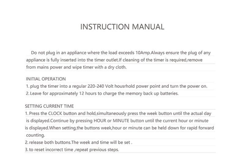 HTB1B0lha8GE3KVjSZFhq6AkaFXaE - Digital Timer Electronic Switches EU Plug Socket Kitchen Timer Outlet 220V 50HZ 10A Programmable Timing Smart Socket