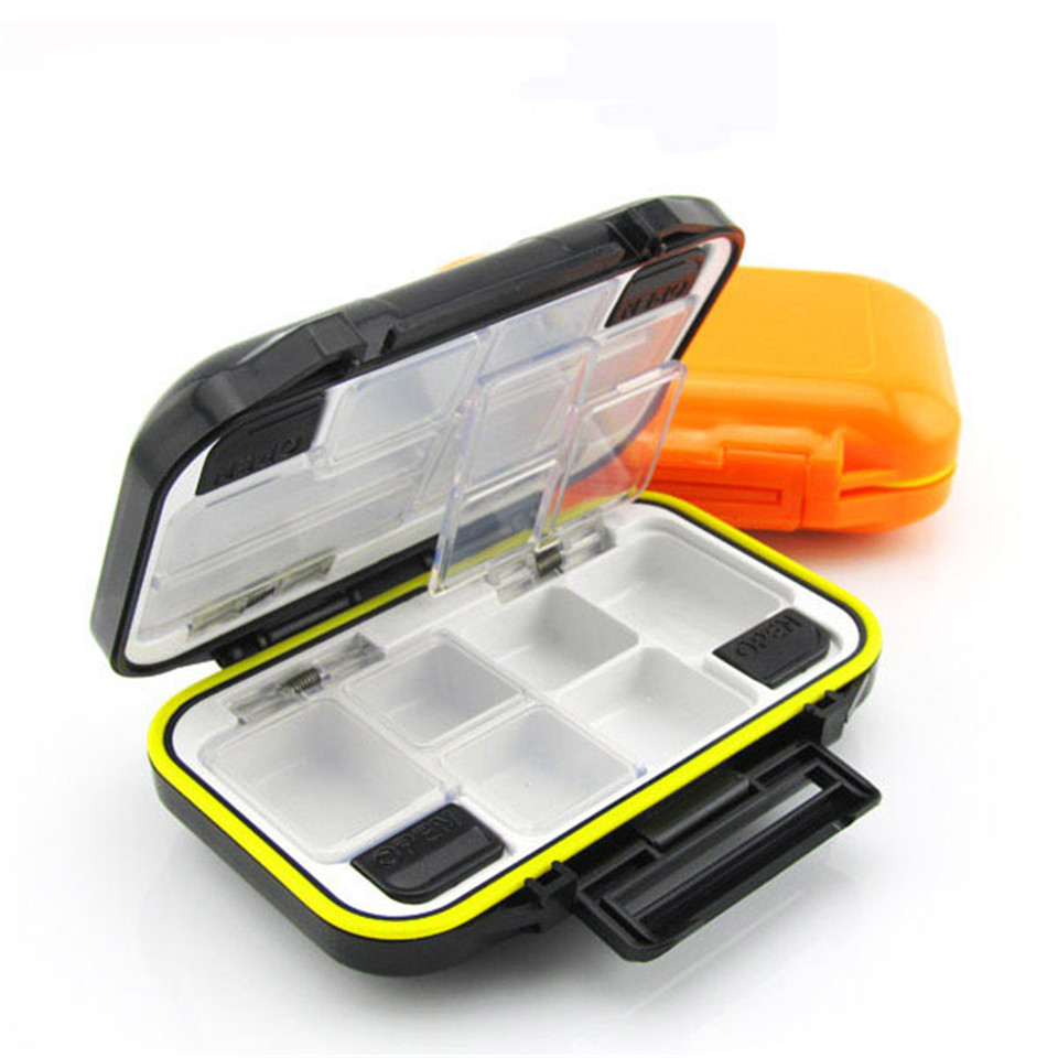 Double layer super quality carp fishing tackle boxes cheap for Cheap fishing supplies