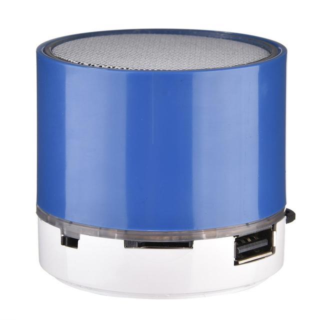 S10 Bluetooth Stereo Speaker Supporto U Disk Carta di Tf Universale Del Telefono Mobile di Musica Mini Wireless Outdoor Portatile Woofer Subwoofer