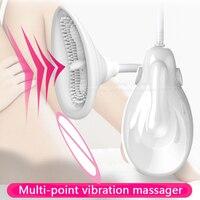 Sex Products Vibrators Auto suction Pussy Pump Vagina Clitoris Sucker Vibrator Oral sex tougue Stimulator sex toys for woman