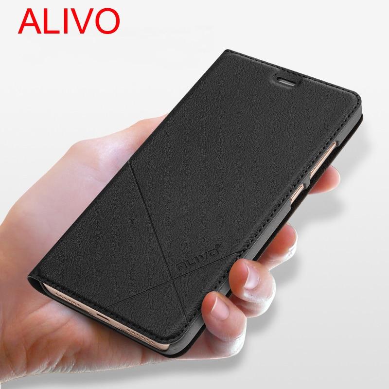 Alivo бренд Fundas Флип кожаный чехол для Huawei Honor 8 крышка телефона чехол для Huawei Honor 8 Lite крышка Чехол 5.2 дюйма