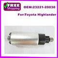 Высокое Качество для Toyota Highlander V6 Топливного Насоса oem 323-58741 23221-74090 23221-20030 Электрический Топливный насос