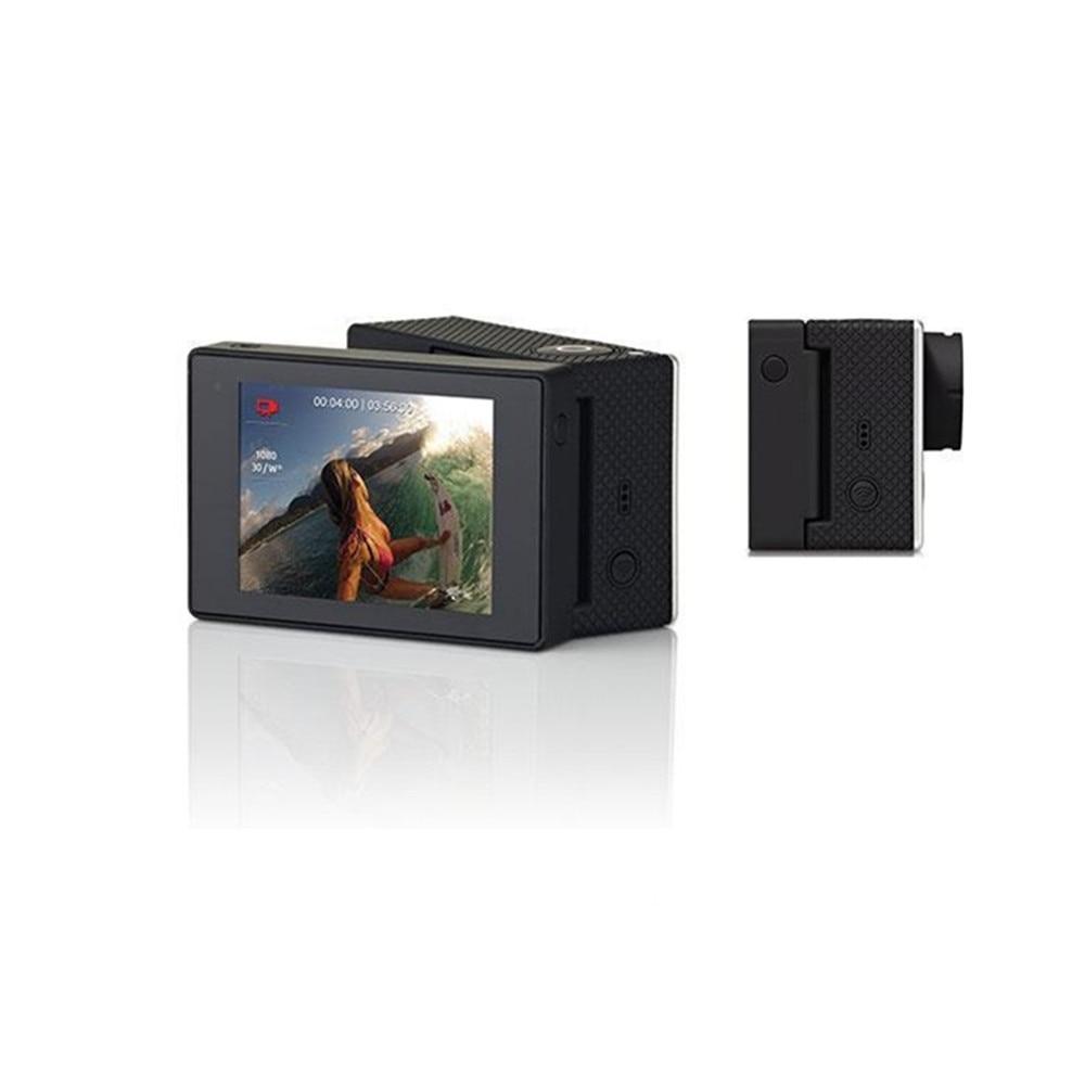 Para los accesorios de Gopro Go pro Hero 3 + 4 LCD Bacpac pantalla externa para Gopro Hero3 + 4 acción del deporte de la cámara - 6