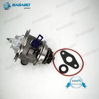 Car turbo kits TD02 49173 07507 49173 07508 turbocharger chra for Citroen 1.6 HDi turbo chra cartridge core 0375N5 0375J0 0375Q5