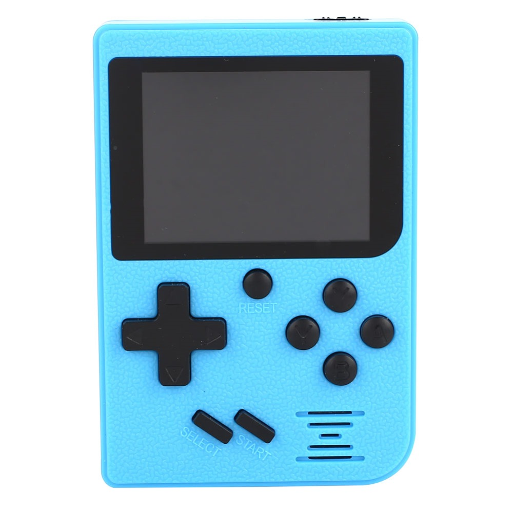 Mini Handheld Game Console Retro Mini Pocket Handheld Game Player Built-in 500 Games Children Best Kids Gift For Classic Games