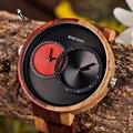Несколько часовых поясов BOBO BIRD мужские деревянные часы женские модные стильный деревянный наручные часы relogio masculino L-R10