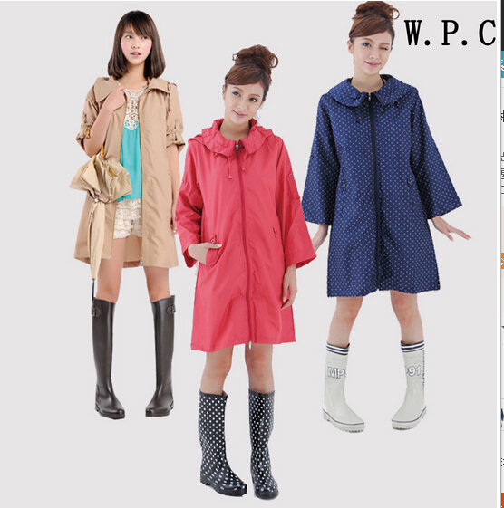 199ce0396ebe5 Lindo impermeable mujeres poncho impermeable