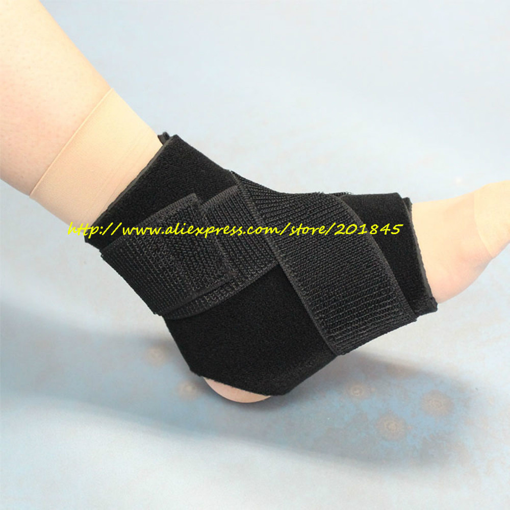Ankle protection with foot support foot sprain ankle sprain with protective brace fixation brace put sports injury shuoxin sx662 sports basketball elastic ankle foot brace support wrap black