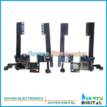 100% tested ok for HTC Butterfly S 901e 901S Mainboard motherboard SD SIM card slot power switch Main Flex cable