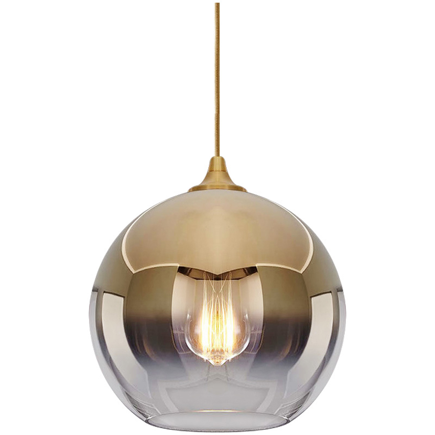 Vintage Loft Champagne Glass Ball Pendant Lights Living Room Restaurant Kitchen Fixtures Suspension Lighting Luminaire LuminariaVintage Loft Champagne Glass Ball Pendant Lights Living Room Restaurant Kitchen Fixtures Suspension Lighting Luminaire Luminaria
