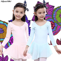 Balett dress girl ballerina Stage Dance Wear Ballet Gymnastics Leotard for Girls Ballet Dress Kids Leotard Tutu Dance Wear Costu