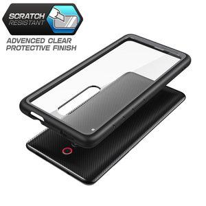 Image 3 - SUPCASE For Xiaomi Mi 9T Case Mi 9T Pro Case UB Style Anti knock Premium Hybrid Ultra Thin Protective TPU Bumper + PC Clear Case