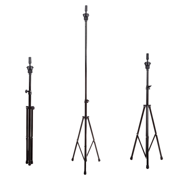 Mannequin Tripod for Hairdressing Training