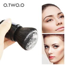 O.TWO.O Brand Professional Retractable Makeup Brushes Foundation Powder Loose Blush Multifunctional Make Up Brush