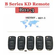 شحن مجاني (5 قطعة/الوحدة) B01 3 زر KD900 مفتاح بعيد B سلسلة ل KEYDIY مبرمج URG200/KD900/KD200