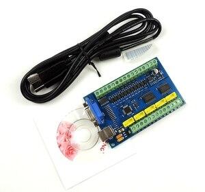 Image 2 - Enrutador CNC Mach3 kit de 4 ejes USB, controlador de motor paso a paso TB6600 + Placa de control usb de 5 ejes 100KHZ + motor Nema23 57HS56 + fuente de alimentación 24V