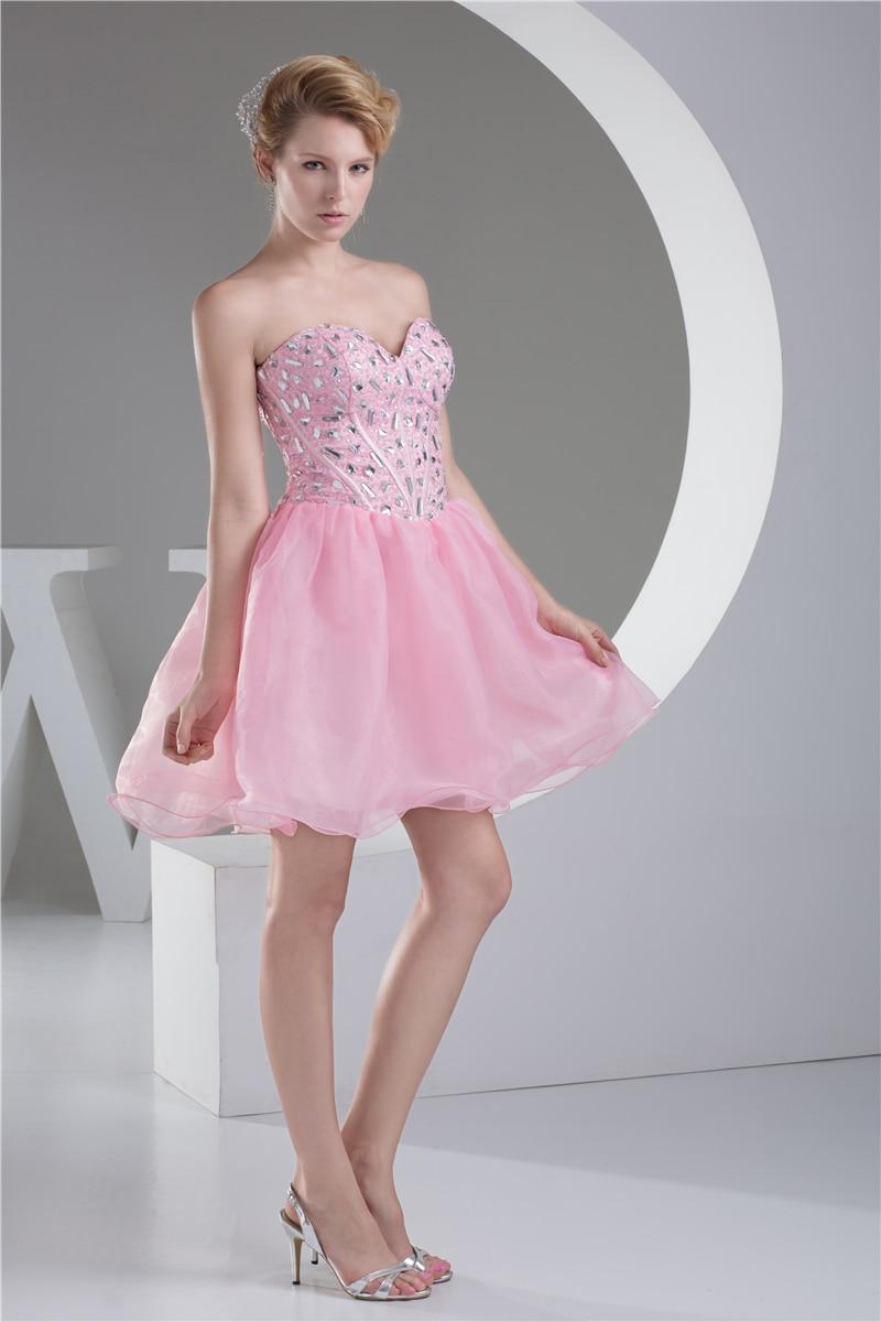 Asombroso Vestido Rosa Partido Regalo - Ideas de Vestido para La ...