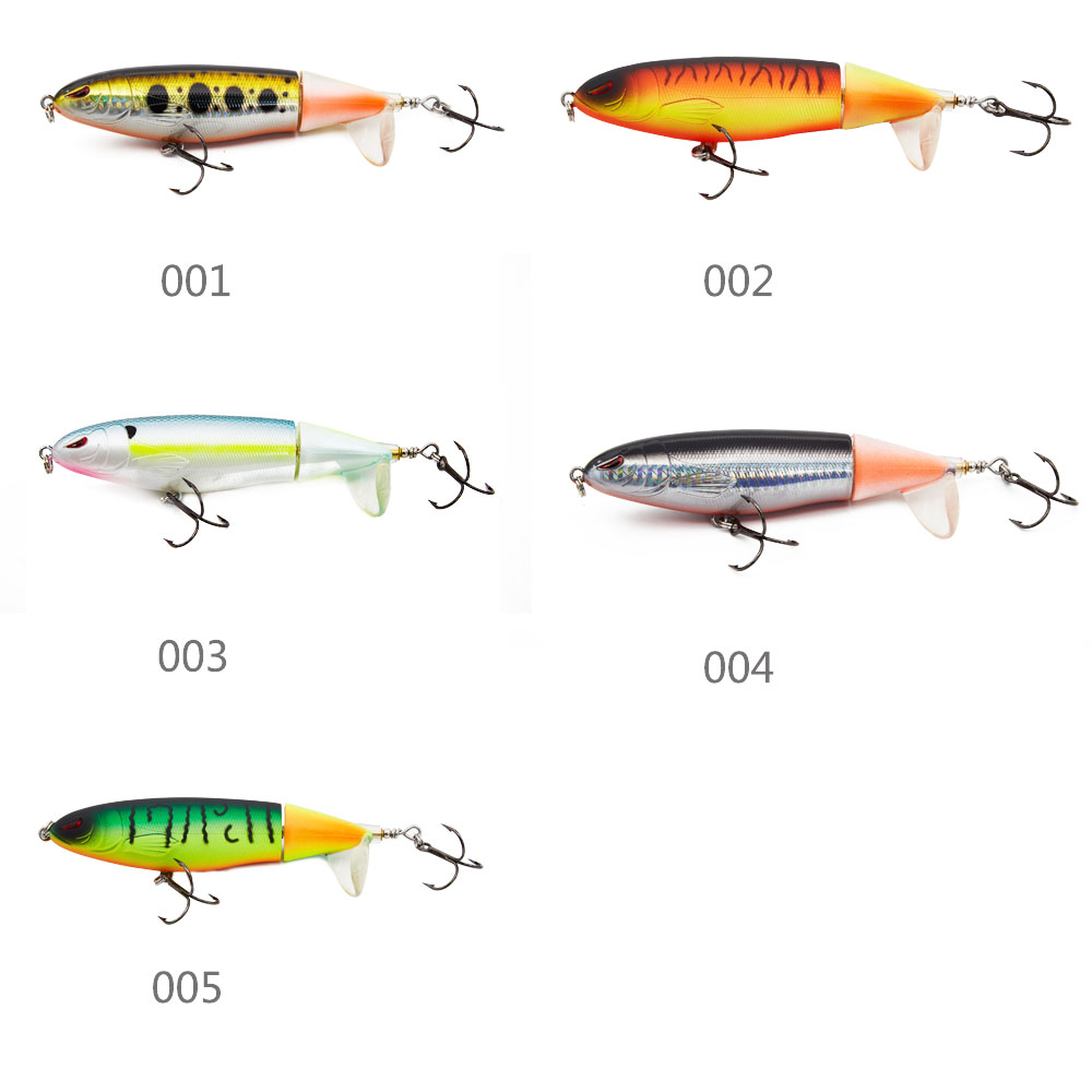 japan Whopper Plopper musky topwater fishing lures made in Fishing Lures from Sports Entertainment