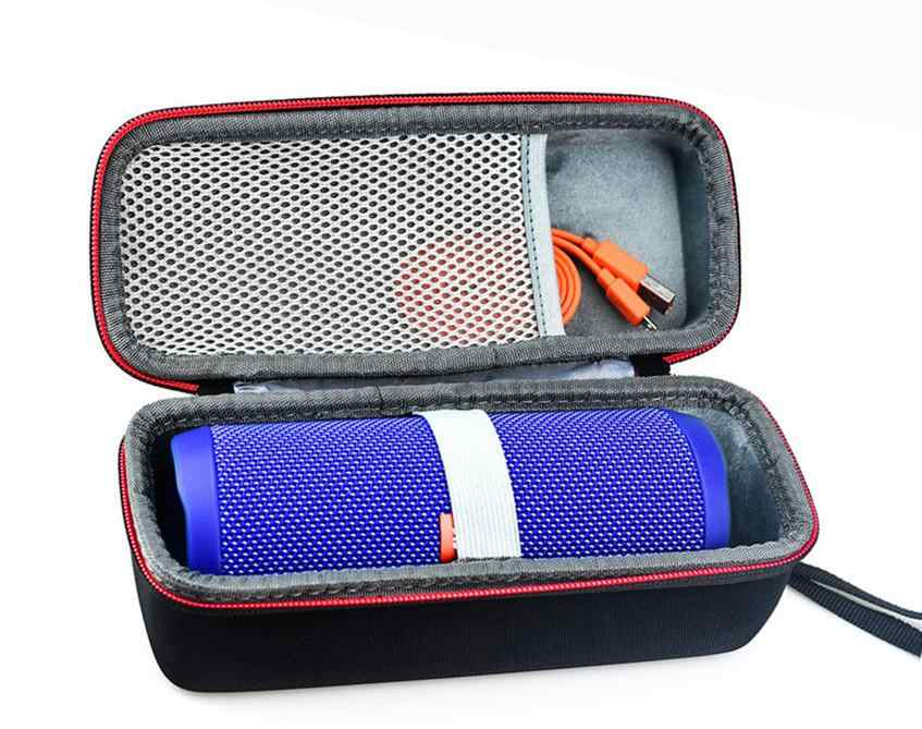 Portable Protection Storage Case for JBL Flip 3/4 Speaker Storage bag for JBL Flip 3/4 Speaker travel carrying case hard box r25