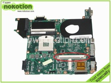 laptop motherboard for toshiba satellite H000023260 08N1-0CK4Q00 REV 2.1 HM55 DDR3 with graphics slot