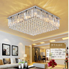 ZYY Modern Luxury K9 Crystal Chandelier LED Lighting LivingRoom Restaurant Crystal Ceiling Lamp E14 Indoor Lighting