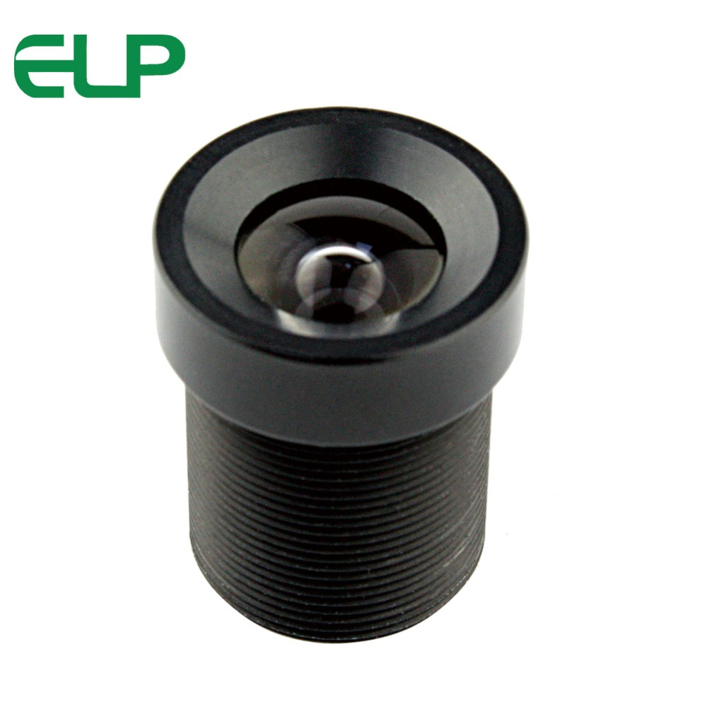 CCTV Lens 1080P 2MP 2.1mm wide angle M12 lens mount CCTV Lens for ELP usb camera